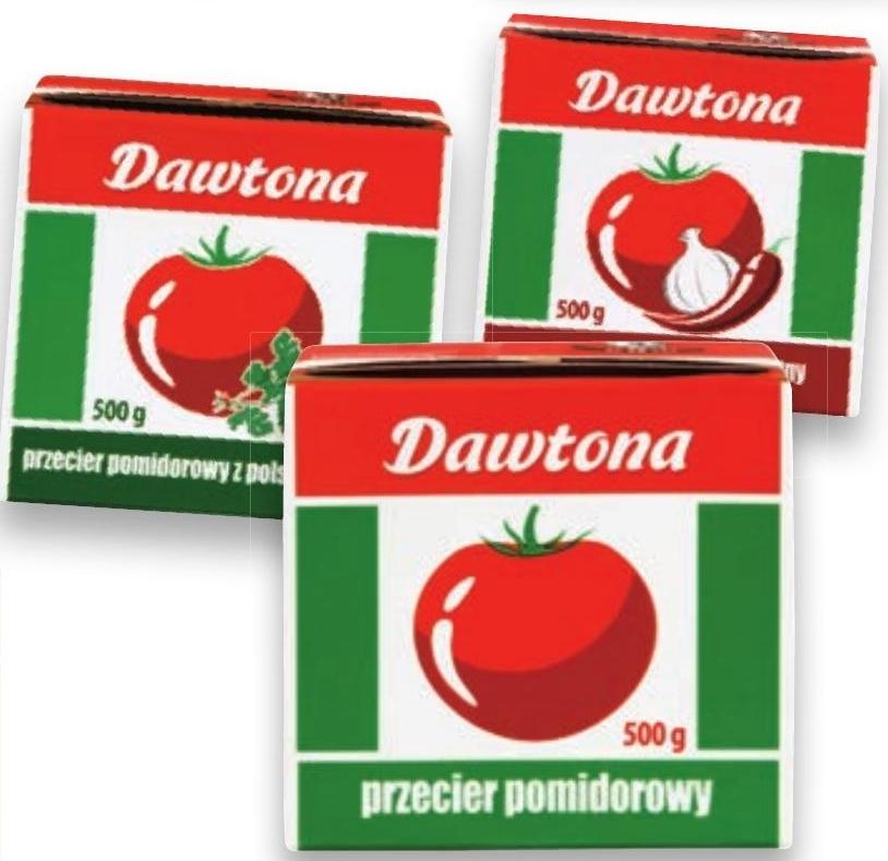 Przecier pomidorowy Dawtona niska cena