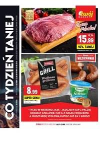 Gazetka promocyjna Twój Market, ważna od 22.05.2019 do 28.05.2019.