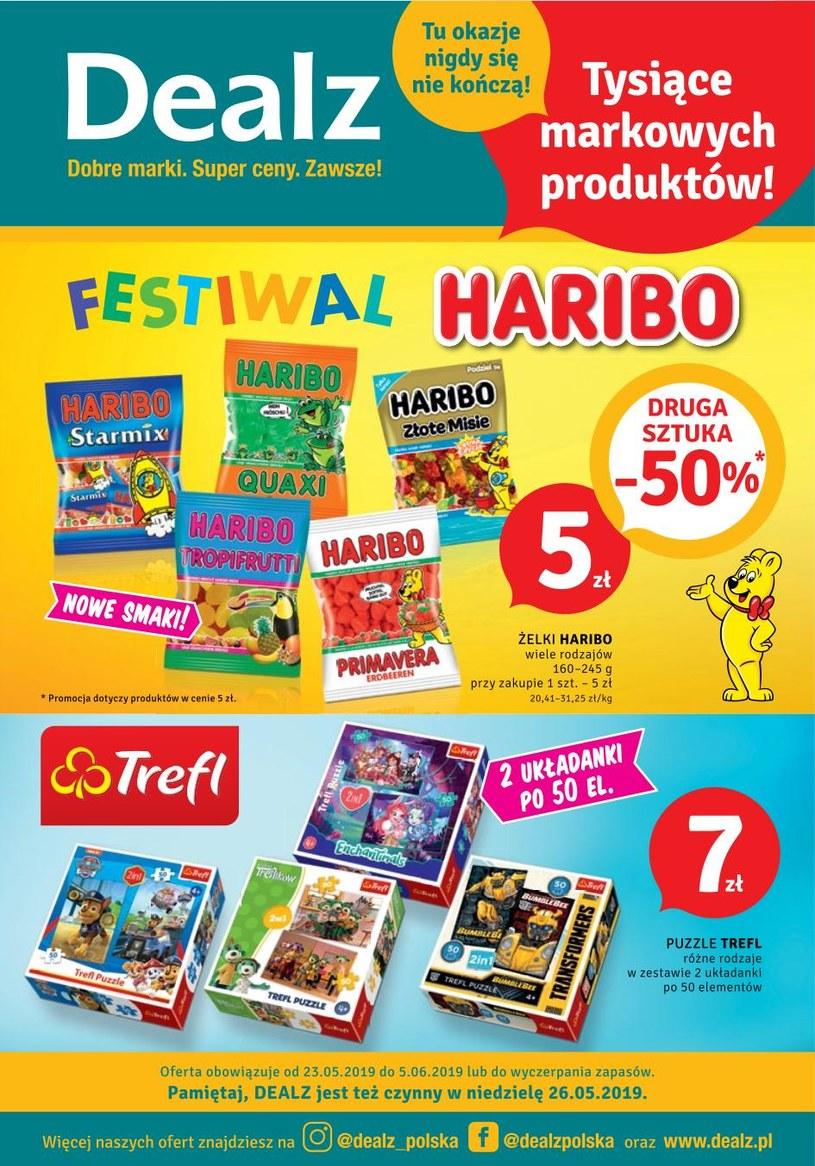 Gazetka promocyjna Dealz - ważna od 23. 05. 2019 do 05. 06. 2019