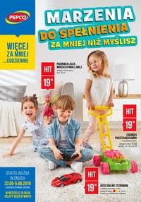 Gazetka promocyjna Pepco, ważna od 23.05.2019 do 05.06.2019.