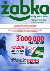 Gazetka promocyjna Żabka - Mały wielki sklep  - ważna do 04-06-2019