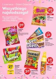 Gazetka promocyjna Żabka, ważna od 22.05.2019 do 04.06.2019.