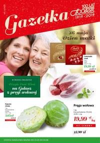 Gazetka promocyjna Społem Kielce - Dzień matki - ważna do 06-06-2019