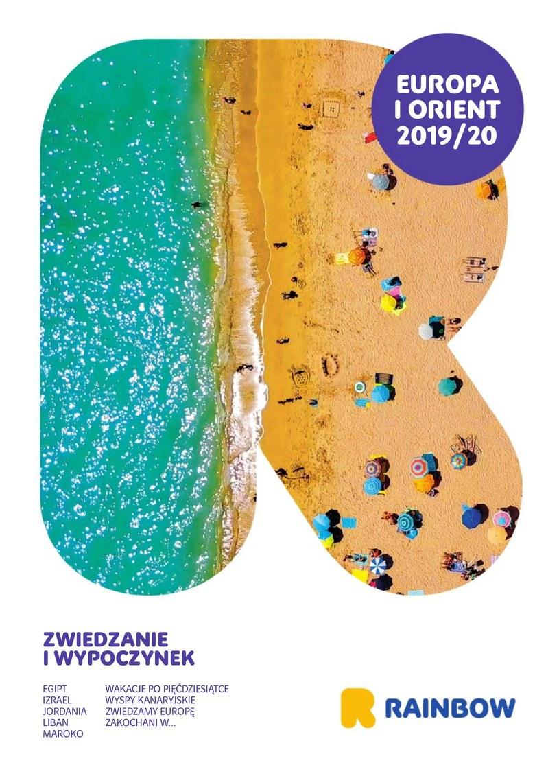 Gazetka promocyjna Rainbow Tours - ważna od 22. 05. 2019 do 31. 12. 2019