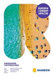 Gazetka promocyjna Rainbow Tours, ważna od 22.05.2019 do 31.12.2019.