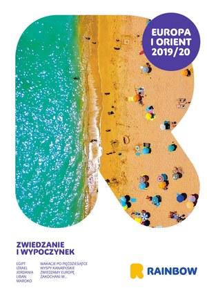 Gazetka promocyjna Rainbow Tours - Europa i Orient 2019/2020