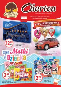 Gazetka promocyjna Chorten - Dzień Matki i Dziecka - ważna do 05-06-2019