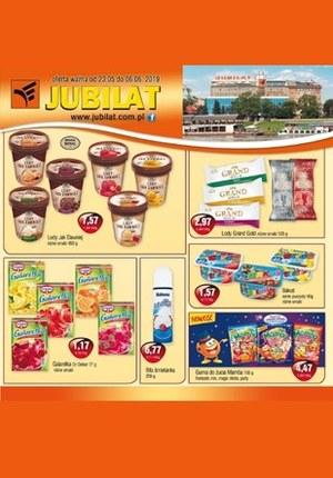 Gazetka promocyjna Jubilat - Oferta handlowa