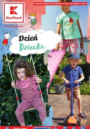 Gazetka promocyjna Kaufland - Dzień Dziecka