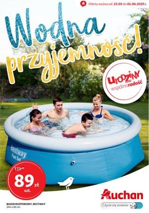 Gazetka promocyjna Auchan - Wodna przyjemność