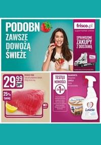Gazetka promocyjna Frisco - Sprawdzone zakupy z dostawą   - ważna do 04-06-2019