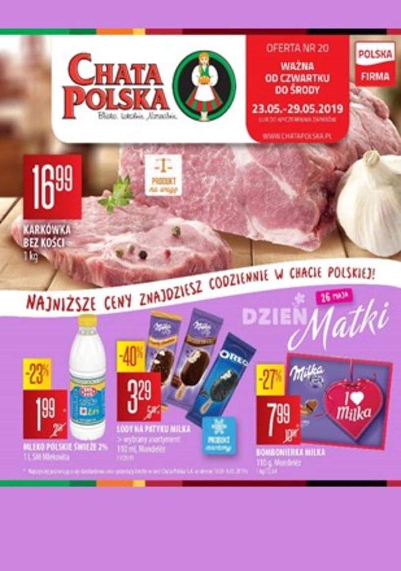 Chata Polska: 2 gazetki
