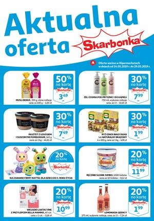 Gazetka promocyjna Auchan - Skarbonka