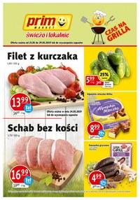 Gazetka promocyjna Prim Market - Gazetka promocyjna - ważna do 29-05-2019