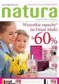 Gazetka promocyjna Drogerie Natura - Wszystkie zapachy na Dzień Matki - ważna do 05-06-2019