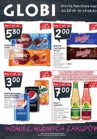 Gazetka promocyjna Globi - Koniec nudnych zakupów - ważna do 03-06-2019