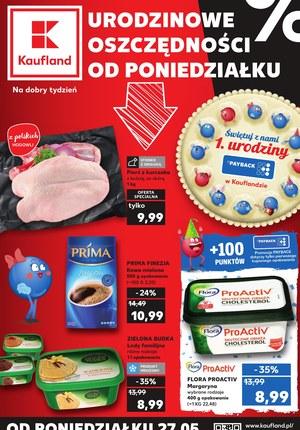 Gazetka promocyjna Kaufland, ważna od 27.05.2019 do 29.05.2019.