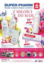 Gazetka promocyjna Super-Pharm, ważna od 23.05.2019 do 05.06.2019.