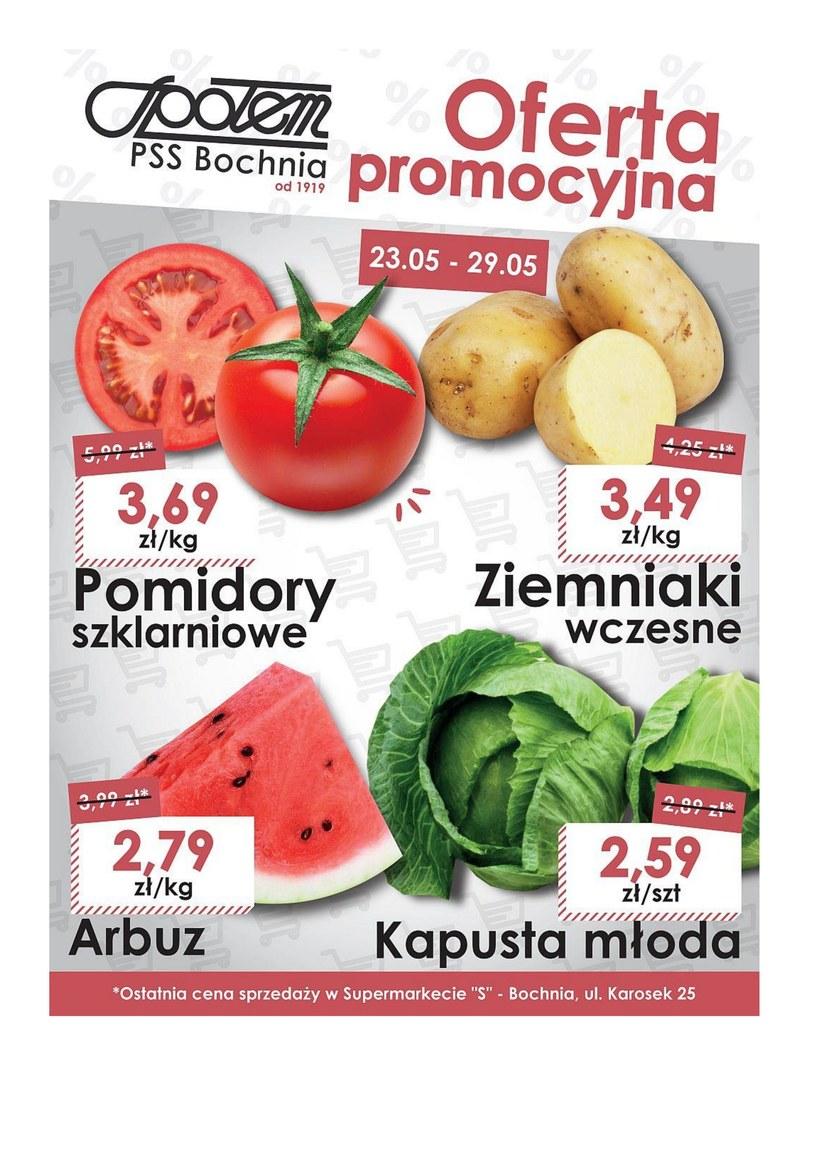 Gazetka promocyjna PSS Bochnia - wygasła 28 dni temu