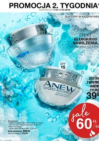 Gazetka promocyjna Avon, ważna od 07.04.2019 do 24.07.2019.