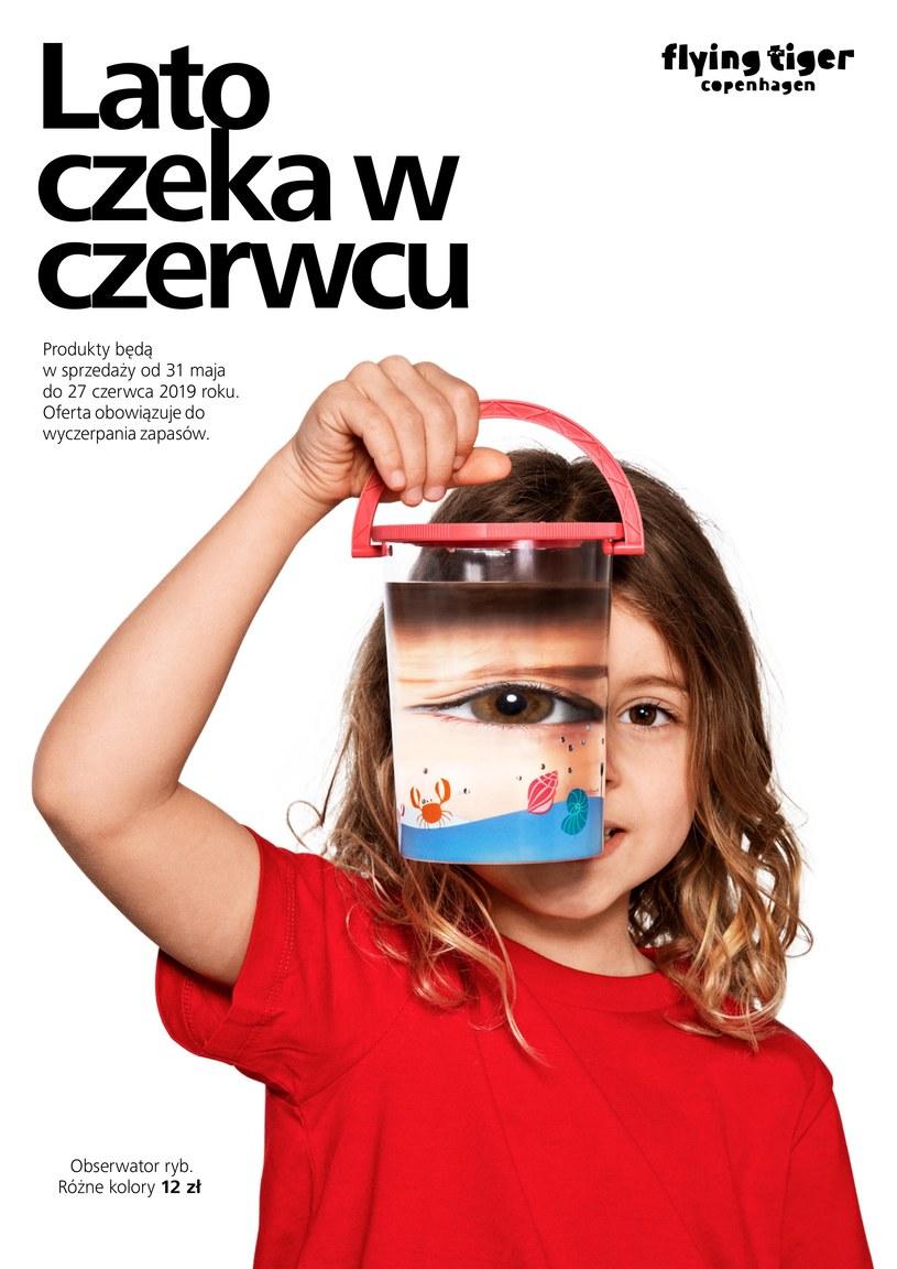 Gazetka promocyjna Flying Tiger Polska - ważna od 31. 05. 2019 do 27. 06. 2019