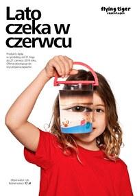 Gazetka promocyjna Flying Tiger Polska, ważna od 31.05.2019 do 27.06.2019.