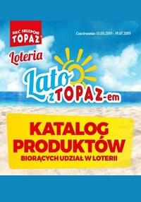 Gazetka promocyjna Topaz, ważna od 13.05.2019 do 14.07.2019.