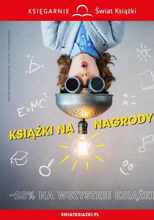 Gazetka promocyjna Księgarnie Świat Książki, ważna od 28.05.2019 do 21.06.2019.