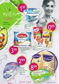 Produkty Bez Laktozy Promocje Oferty Gazetki Promocyjne