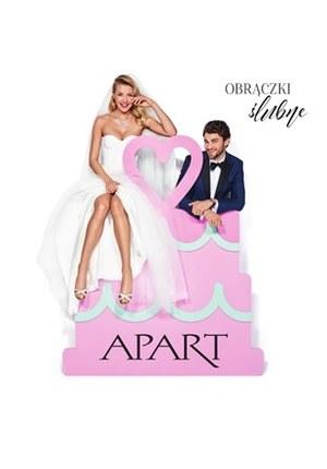 Gazetka promocyjna Apart - Obrączki ślubne
