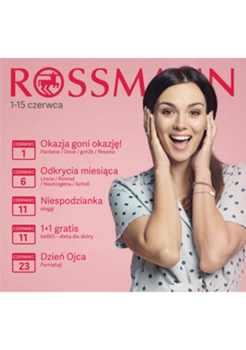Gazetka promocyjna Rossmann - wygasła 10 dni temu