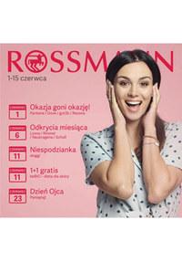 Gazetka promocyjna Rossmann - Gazetka promocyjna  - ważna do 15-06-2019