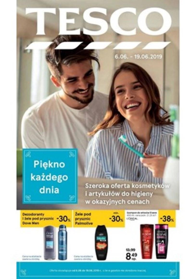 Gazetka promocyjna Tesco Hipermarket - ważna od 06. 06. 2019 do 19. 06. 2019