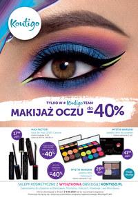 Gazetka promocyjna Kontigo - Makijaż oczu - ważna do 09-06-2019