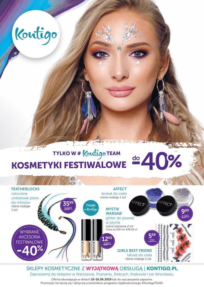 Gazetka promocyjna Kontigo - ważna od 10. 06. 2019 do 16. 06. 2019