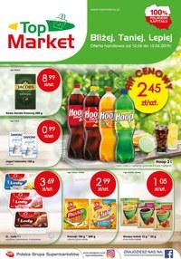 Gazetka promocyjna Top Market - Gazetka promocyjna - ważna do 15-06-2019
