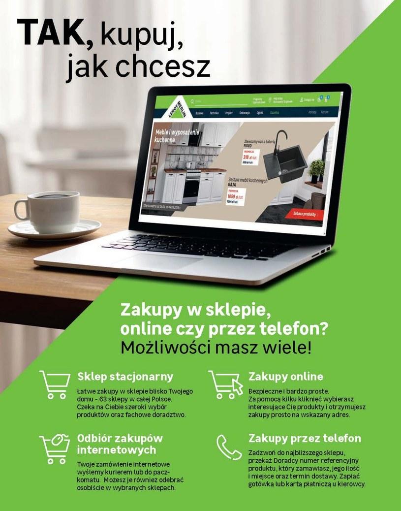 Gazetka Katalog Kuchniałazienkapokoje 03 06 2019 30