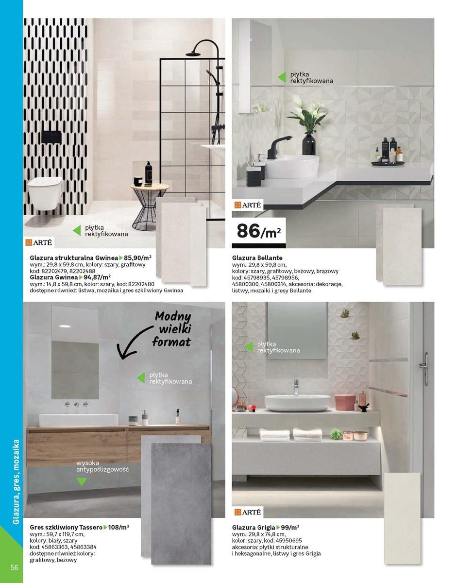 Gazetka Leroy Merlin Katalog Kuchniałazienkapokoje 03