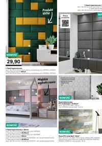 Gazetka promocyjna Leroy Merlin - Katalog kuchnia/łazienka/pokoje