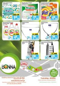 Gazetka promocyjna Bonna, ważna od 01.06.2019 do 30.06.2019.