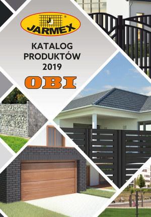Gazetka promocyjna OBI - Katalog produktów 2019
