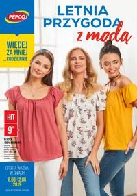39d8119549aedc Gazetka promocyjna Pepco - Letnia przygoda z modą - ważna do 12-06-2019
