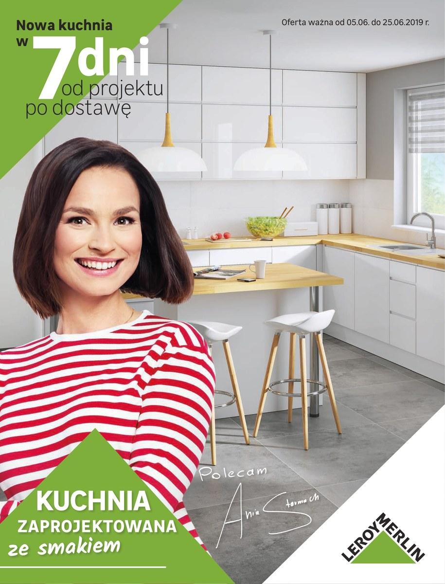 Gazetka Nowa Kuchnia W 7 Dni 05 06 2019 25 06 2019 Lub