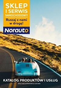 Gazetka promocyjna Norauto, ważna od 06.06.2019 do 31.07.2019.