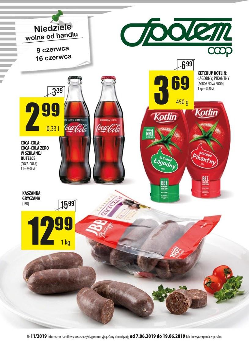 PSS Społem Szczecin: 1 gazetka