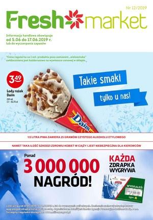 Gazetka promocyjna Freshmarket, ważna od 05.06.2019 do 17.06.2019.