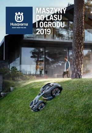 Gazetka promocyjna Husqvarna, ważna od 01.06.2019 do 31.12.2019.