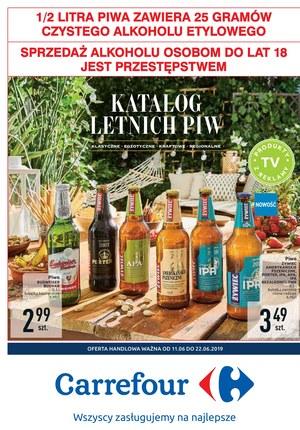 Gazetka promocyjna Carrefour, ważna od 11.06.2019 do 22.06.2019.