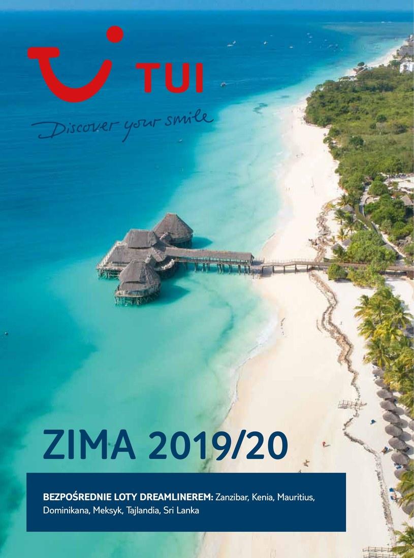 Gazetka promocyjna TUI - ważna od 21. 09. 2019 do 22. 03. 2020