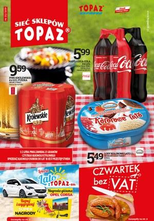 Gazetka promocyjna Topaz, ważna od 13.06.2019 do 26.06.2019.